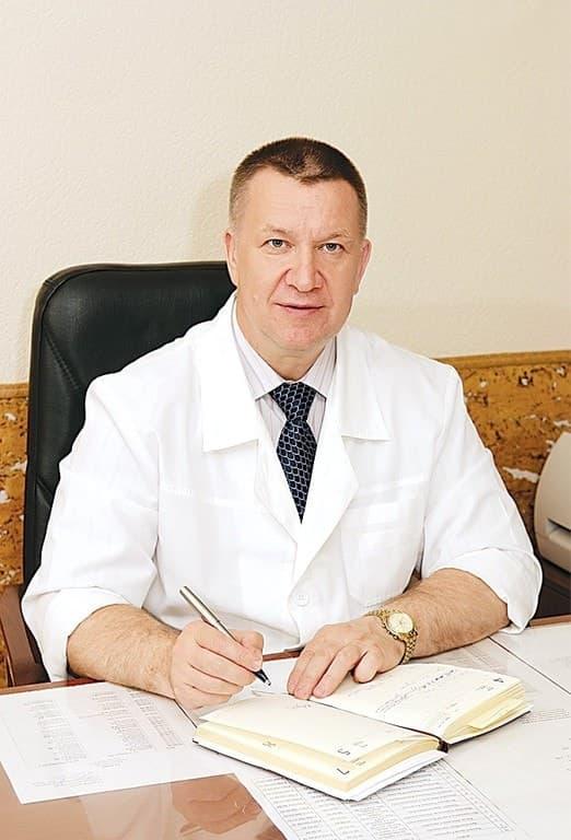 Титов С.В., сексолог со стажем работы 10 лет